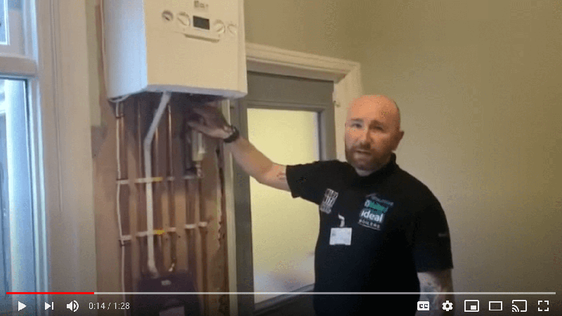 How To Top Up An Ideal Boiler